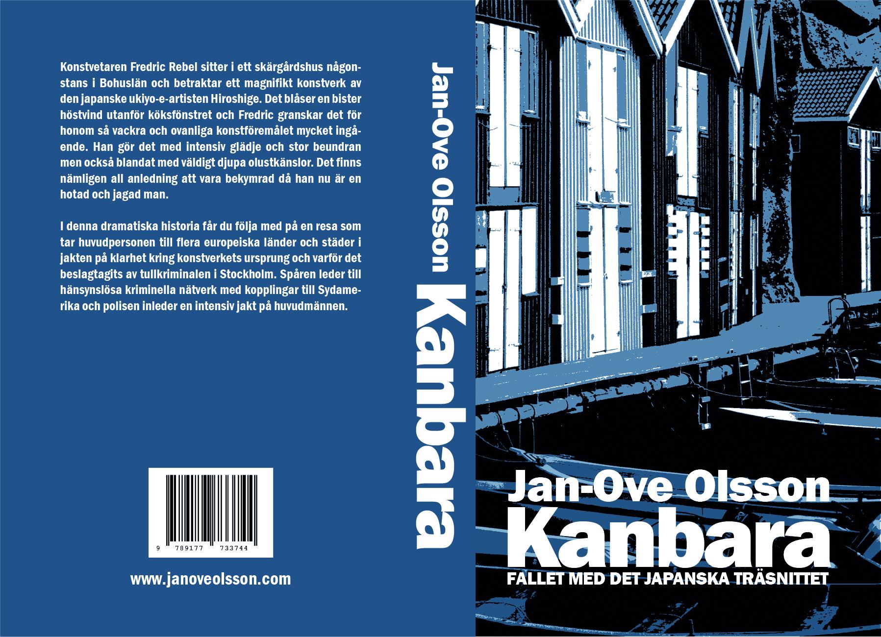 Omslag Kanbara